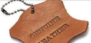 Genuine Leather là gì
