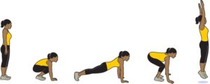 Bài tập giảm mỡ toàn thân hiệu quả