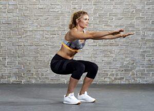 Các bài tập squat giúp cho mông to