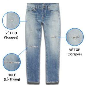 Cách làm quần Jean rách đơn giản nhất