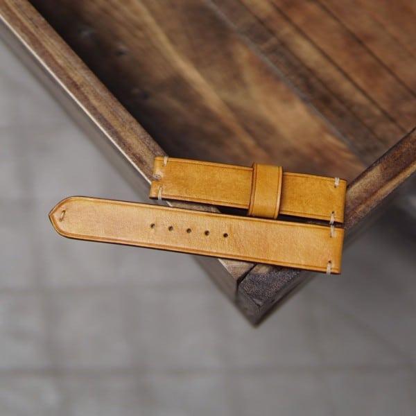 Bật mí địa chỉ bán dây đồng hồ da Handmade tại Hà Nội