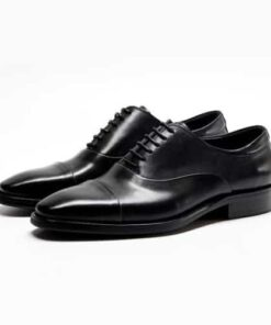 Giày da bò 4