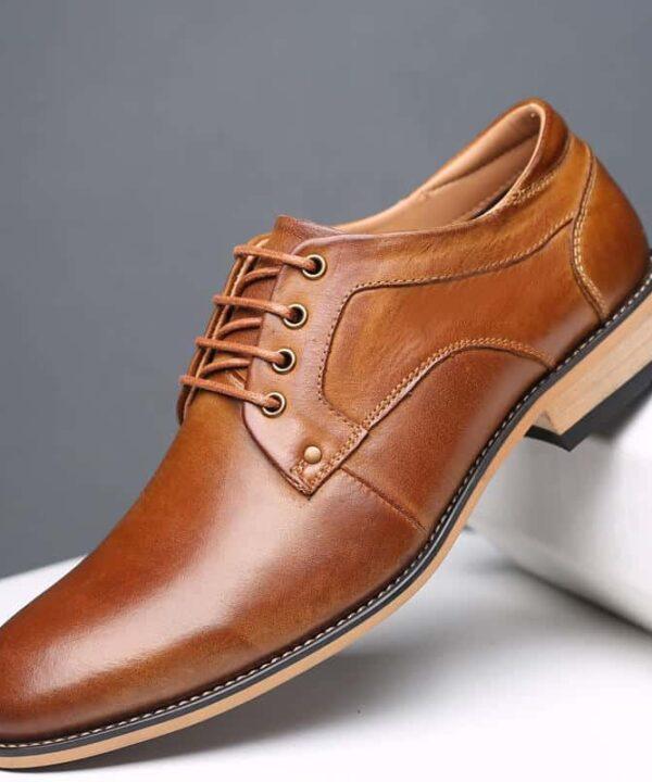 Giày da bò 7