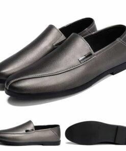 Giày da bò 9
