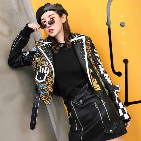 Phong cách Punk Style - làn gió thời trang mới