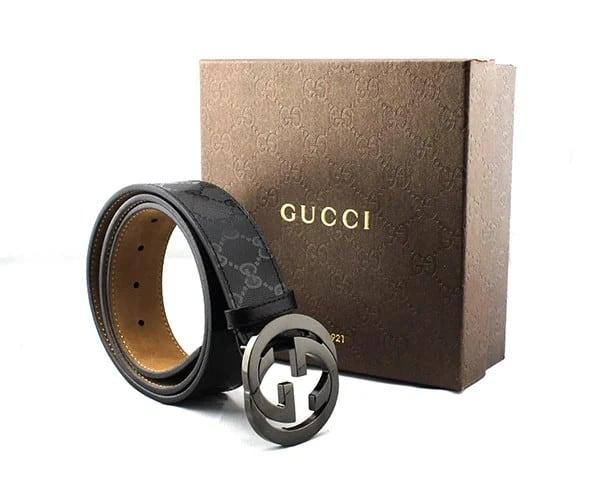 Dây lưng nam hàng hiệu Gucci cao cấp