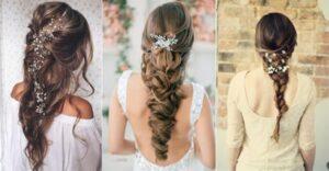 Những mẫu tóc cô dâu đẹp
