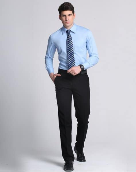 Trang phục đi phỏng vấn lịch sự, nhã nhặn