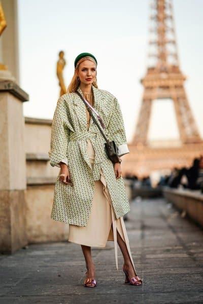 Phong cách thời trang Pháp và xu hướng năm 2020